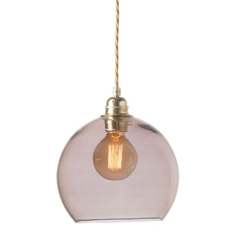 Suspension rowan vieux rose o20cm ebb and flow normal