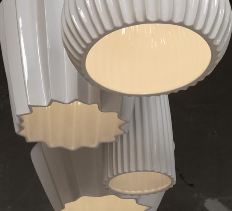Sahara matteo ugolini karman se670kb luminaire lighting design signed 19647 product