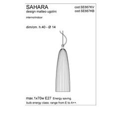 Sahara matteo ugolini karman se667kb luminaire lighting design signed 19635 thumb