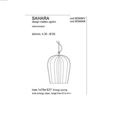 Sahara matteo ugolini karman se669kv luminaire lighting design signed 21368 thumb