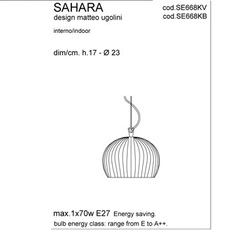 Sahara matteo ugolini karman se668kv luminaire lighting design signed 19617 thumb