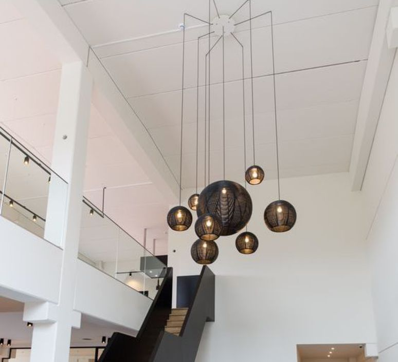 Sangha 30 studio dark suspension pendant light  dark 1010 1 02 001 01 02  design signed nedgis 68940 product