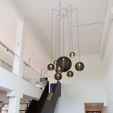 Sangha 30 studio dark suspension pendant light  dark 1010 1 02 001 01 02  design signed nedgis 68940 thumb