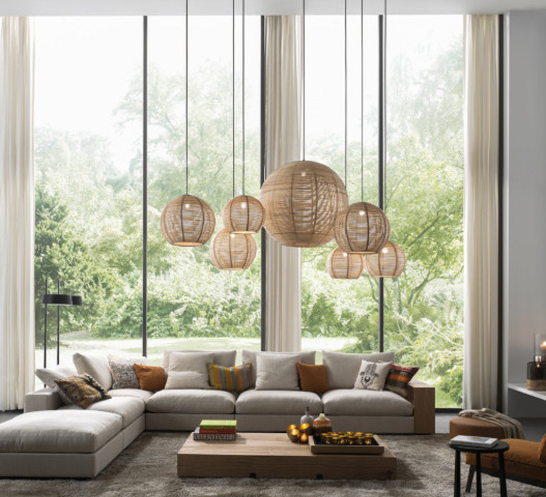 Sangha 30 studio dark suspension pendant light  dark 1010 1 02 001 01 02  design signed nedgis 68947 product