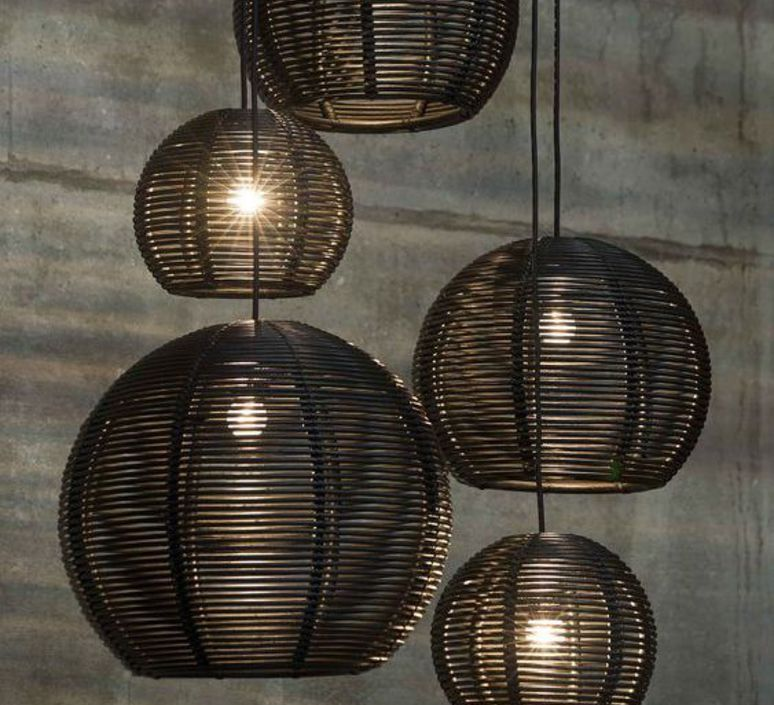 Sangha 30 studio dark suspension pendant light  dark 1010 1 02 001 01 02  design signed nedgis 68950 product