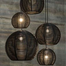 Sangha 30 studio dark suspension pendant light  dark 1010 1 02 001 01 02  design signed nedgis 68950 thumb
