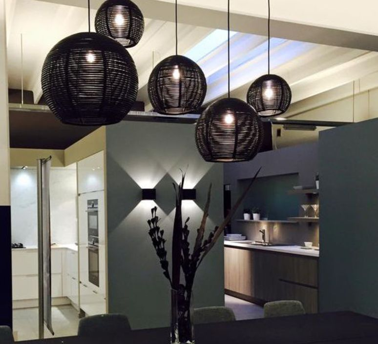 Sangha 30 studio dark suspension pendant light  dark 1010 1 02 001 01 02  design signed nedgis 68958 product