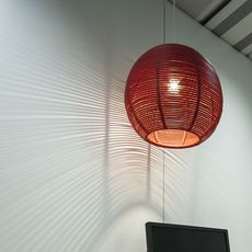 Sangha 30 studio dark suspension pendant light  dark 1010 1 02 001 01 02  design signed nedgis 68959 thumb