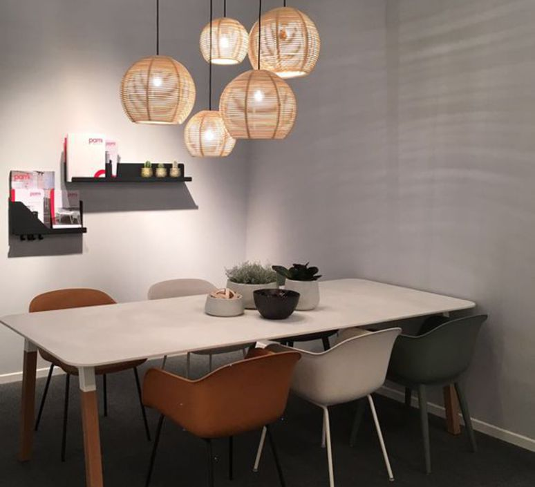 Sangha 40 studio dark suspension pendant light  dark 1010 2 03 001 01 03  design signed nedgis 68966 product