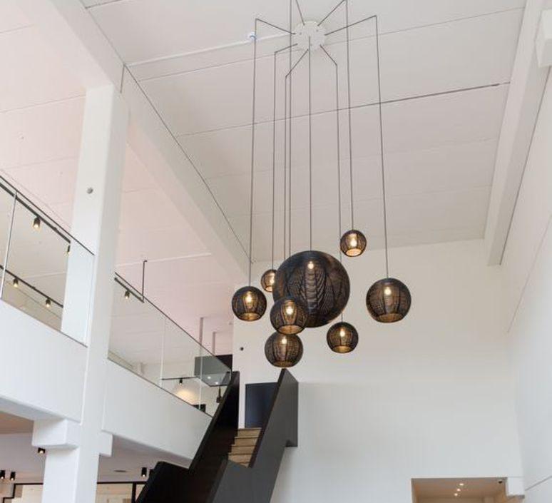 Sangha 40 studio dark suspension pendant light  dark 1010 2 03 001 01 03  design signed nedgis 68967 product