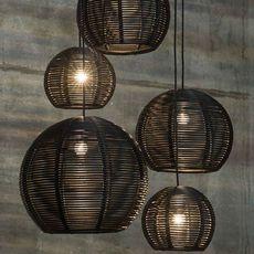 Sangha 40 studio dark suspension pendant light  dark 1010 2 03 001 01 03  design signed nedgis 68973 thumb
