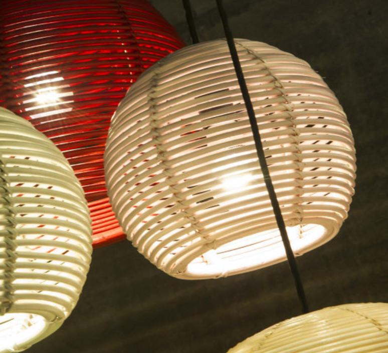 Sangha 40 studio dark suspension pendant light  dark 1010 2 03 001 01 03  design signed nedgis 68976 product