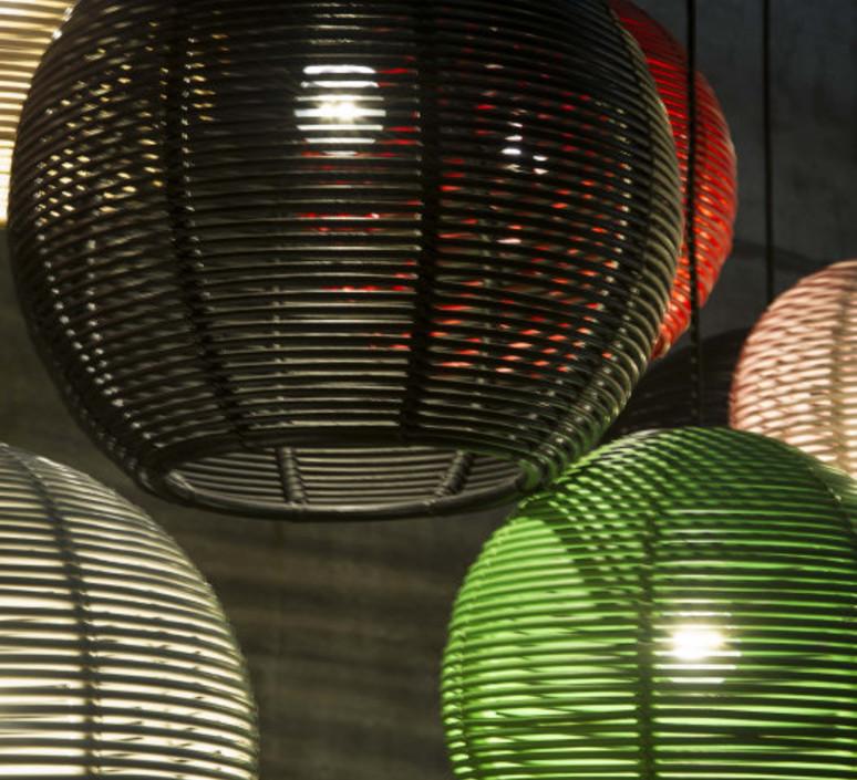 Sangha 40 studio dark suspension pendant light  dark 1010 2 03 001 01 03  design signed nedgis 68978 product
