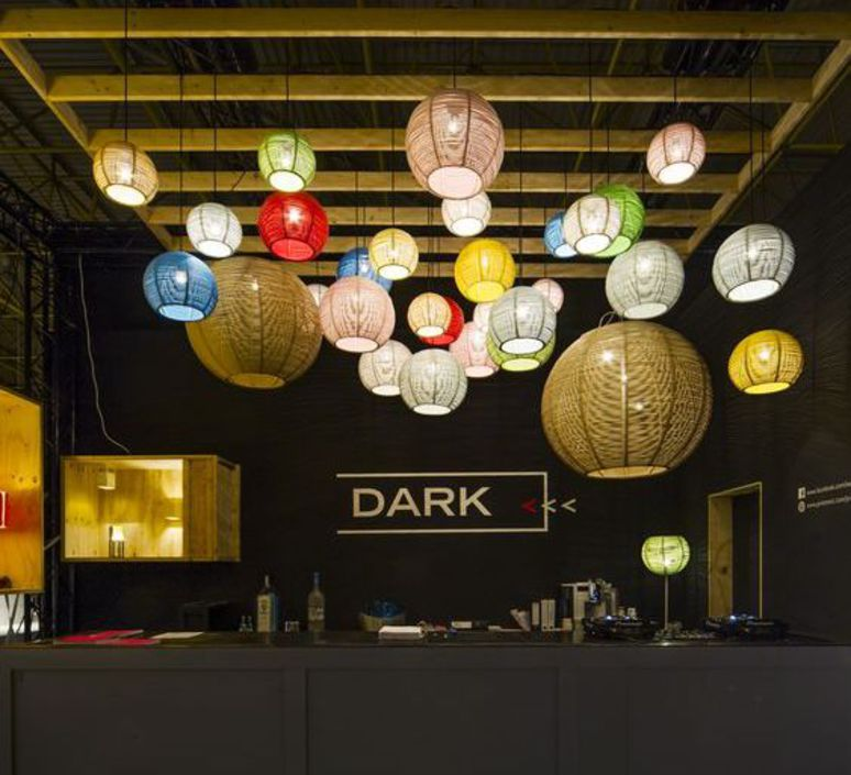 Sangha 40 studio dark suspension pendant light  dark 1010 2 03 001 01 03  design signed nedgis 68981 product