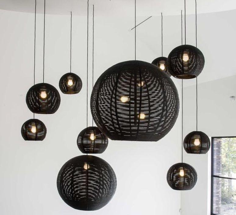 Sangha 40 studio dark suspension pendant light  dark 1010 2 02 001 01 02  design signed nedgis 117614 product