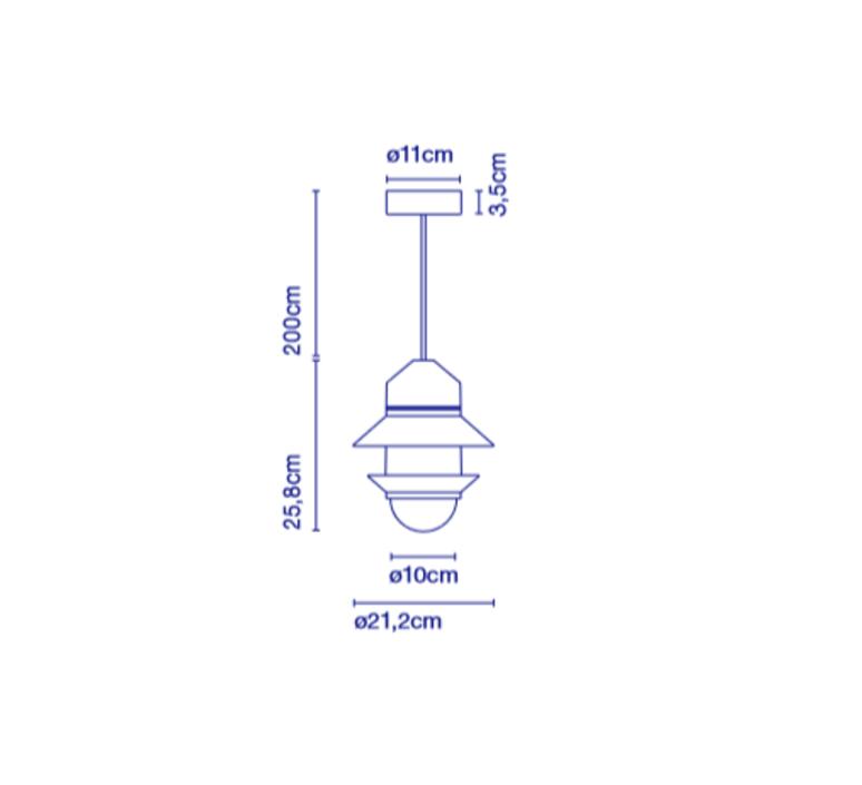 Santorini studio sputnik suspension pendant light  marset a654 050   design signed 53005 product