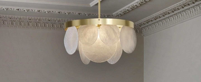 Suspension sasha laiton o60cm h35cm cto lighting normal