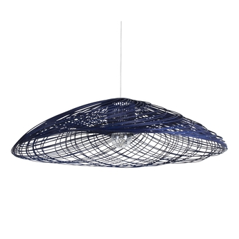 Suspension satelise mm bleu bleu o70cm forestier normal