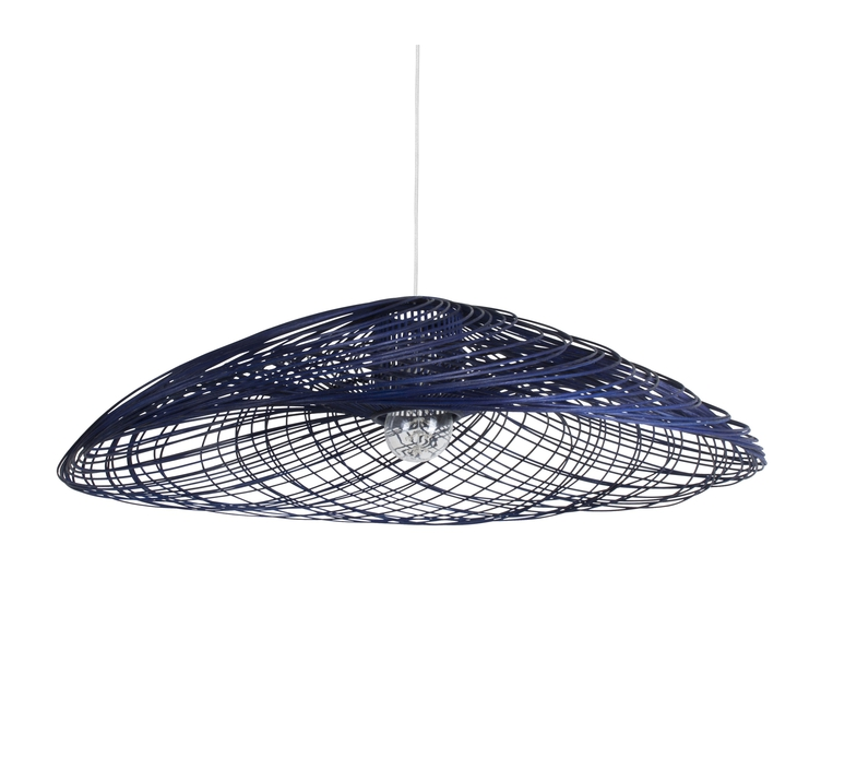 Satelise pm bleu  elise fouin forestier ef1217sbl luminaire lighting design signed 27379 product