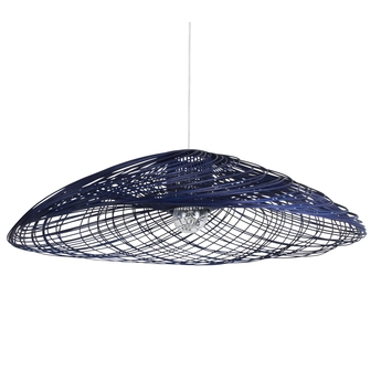 Suspension satelise pm bleu bleu o55cm forestier normal
