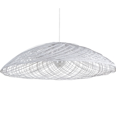 Satelise pm white elise fouin forestier ef12170swh luminaire lighting design signed 27385 thumb