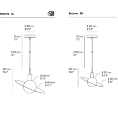 Saturne xl  suspension pendant light  cvl saturne xl  design signed 53529 thumb