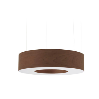 Suspension saturnia sm chocolat o85cm h20cm lzf normal
