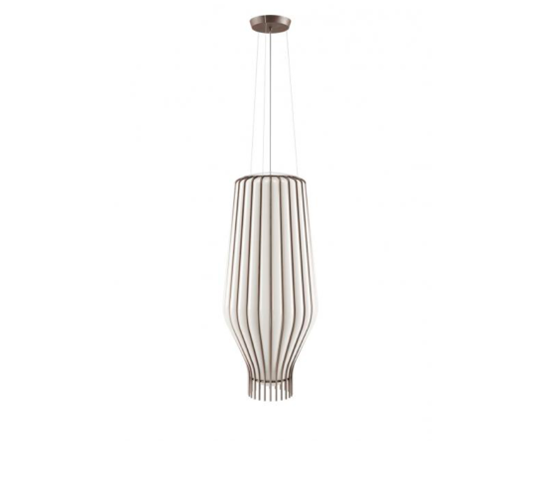 Saya l  suspension pendant light  fabbian f47a1701  design signed 50694 product