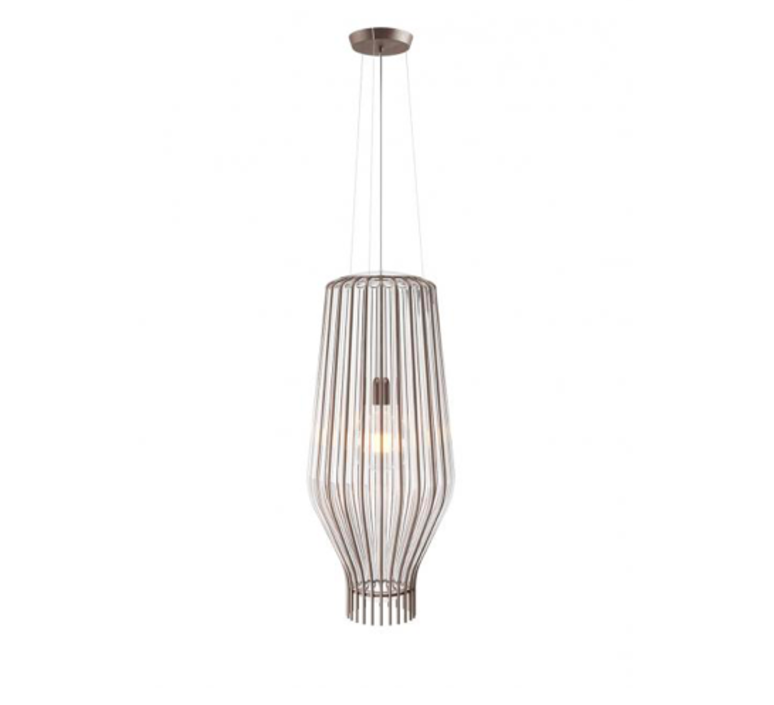 Saya l  suspension pendant light  fabbian f47a1700  design signed 50691 product