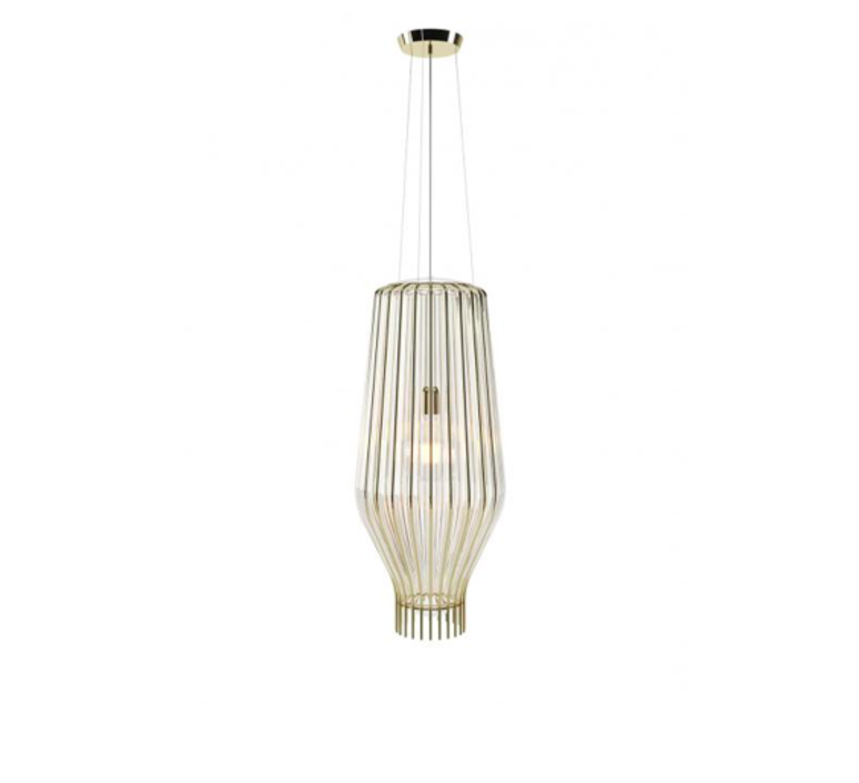Saya l  suspension pendant light  fabbian f47a2500  design signed 50693 product