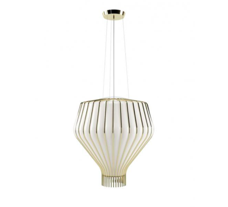 Saya m  suspension pendant light  fabbian f47a2301  design signed 50669 product