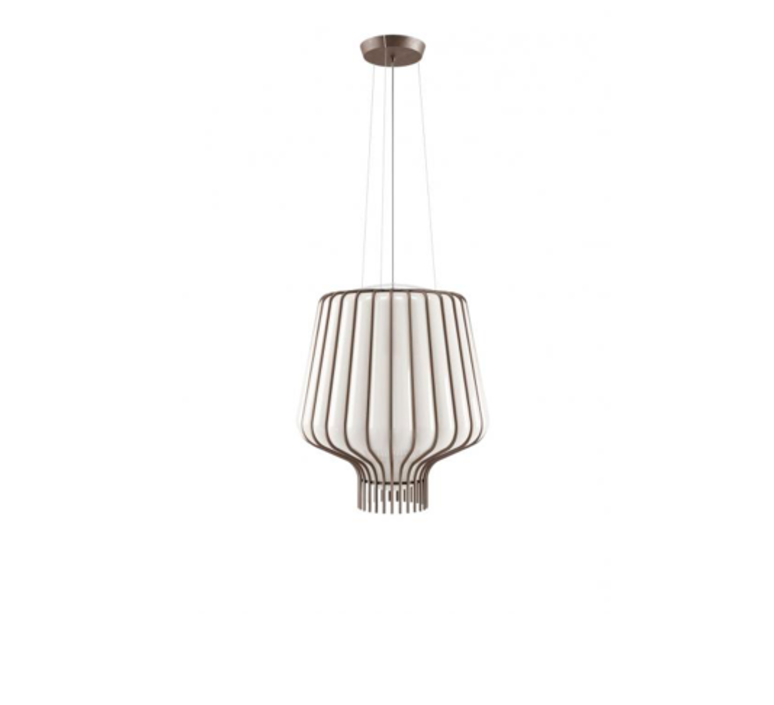 Saya s  suspension pendant light  fabbian f47a0901  design signed 50622 product