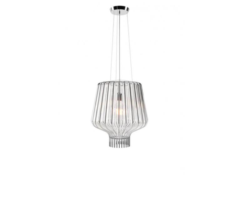 Saya s  suspension pendant light  fabbian f47a1100  design signed 50620 product