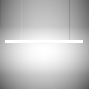 Suspension scandinave led40 blanc l70cm tunto normal