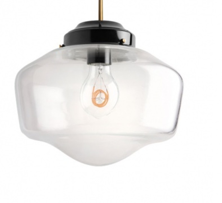 Schoolhouse studio zangra suspension pendant light  zangra light 128 005 b go glass l 001  design signed nedgis 115679 product