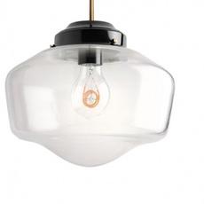Schoolhouse studio zangra suspension pendant light  zangra light 128 005 b go glass l 001  design signed nedgis 115679 thumb
