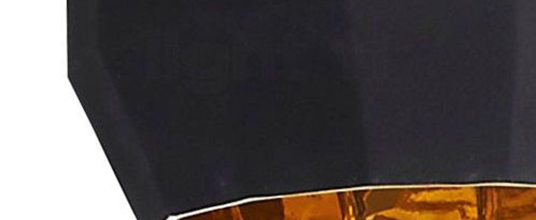 Suspension scotch club 17 noir et or o17 4cm h14 6cm marset normal