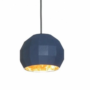 Suspension scotch club 41 bleu or o41 2cm h34 1cm marset normal