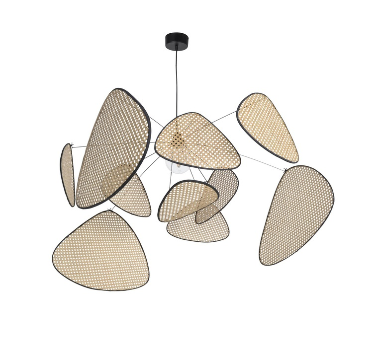 Screen cannage  suspension pendant light  market set 80145  design signed nedgis 64427 product