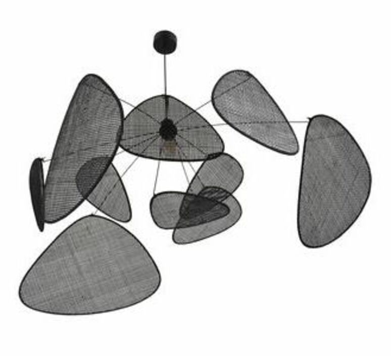 Screen cannage studio market set suspension pendant light  market set 80145  design signed nedgis 94336 product