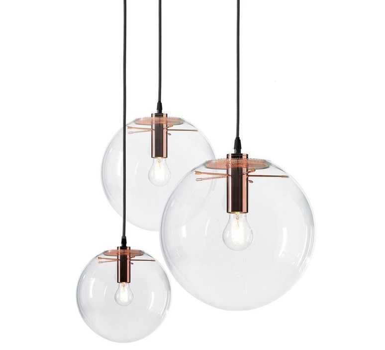 Selene 20 sandra lindner classicon selene20cuivre luminaire lighting design signed 54558 product