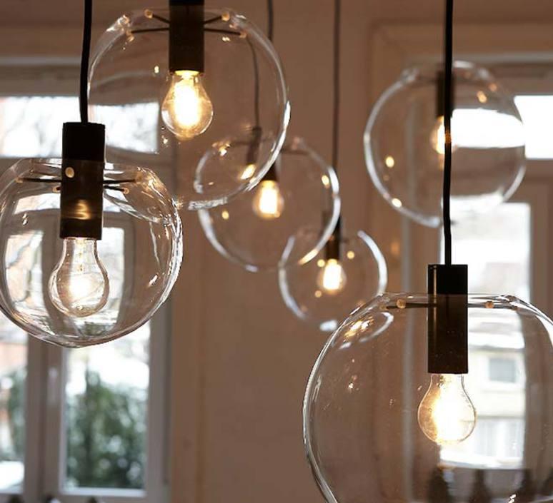 Selene 20  sandra lindner classicon selene20noir luminaire lighting design signed 54551 product