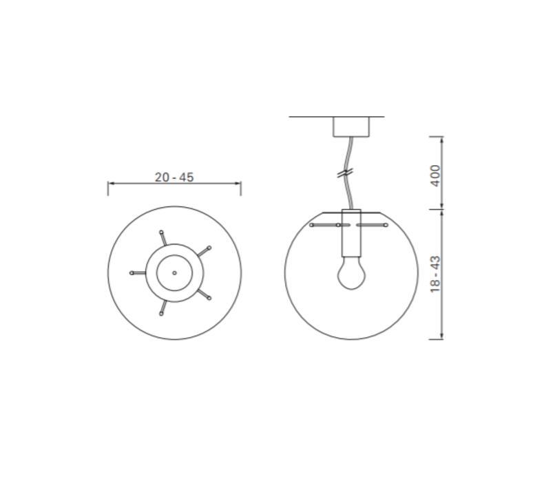 Selene 20 sandra lindner classicon selene20or luminaire lighting design signed 29189 product