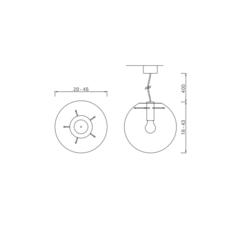 Selene 35 sandra lindner classicon selene35cuivre luminaire lighting design signed 29218 thumb