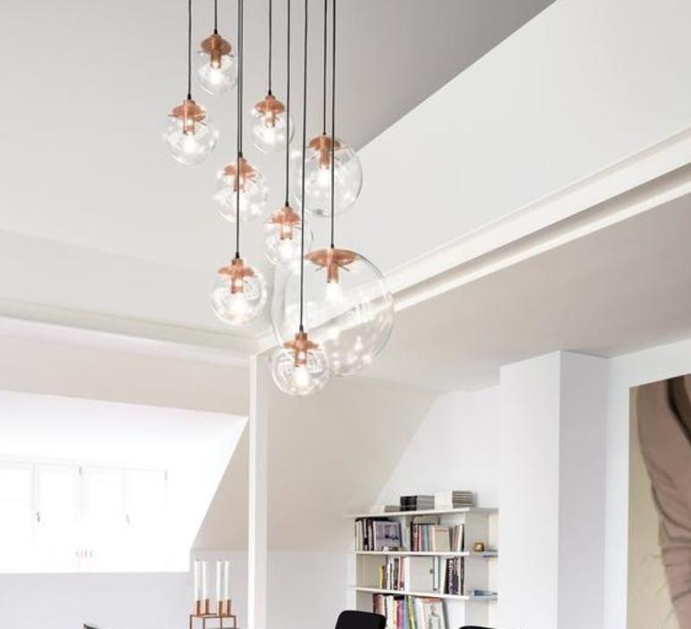 Selene 35 sandra lindner classicon selene35cuivre luminaire lighting design signed 54570 product