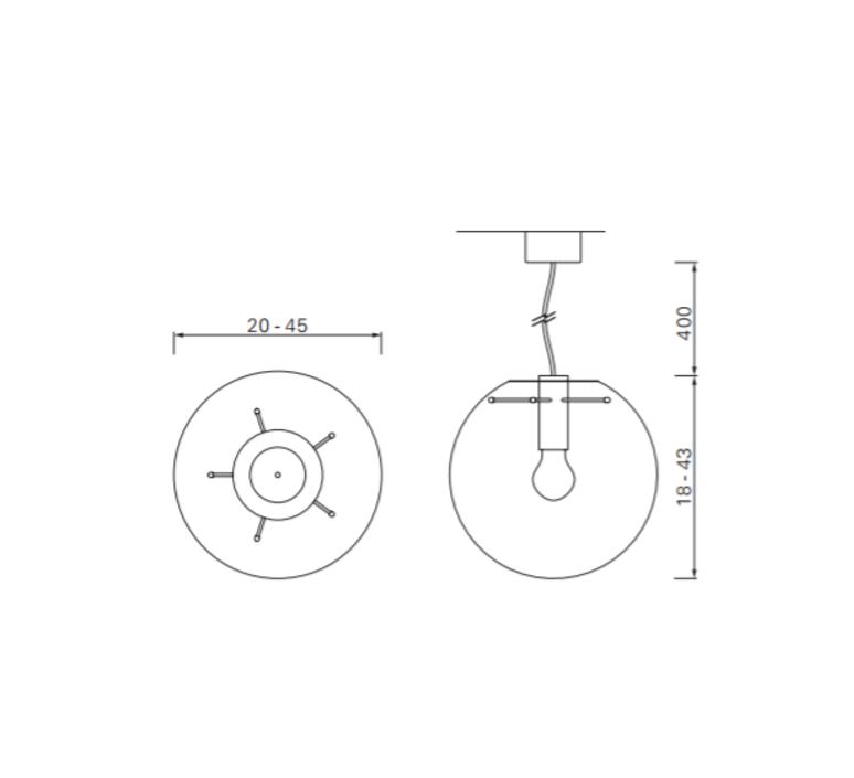 Selene 35 sandra lindner classicon selene35or luminaire lighting design signed 29200 product