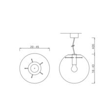 Selene 35 sandra lindner classicon selene35or luminaire lighting design signed 29200 thumb