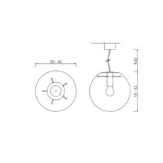 Selene 45 sandra lindner classicon selene45or luminaire lighting design signed 29203 thumb
