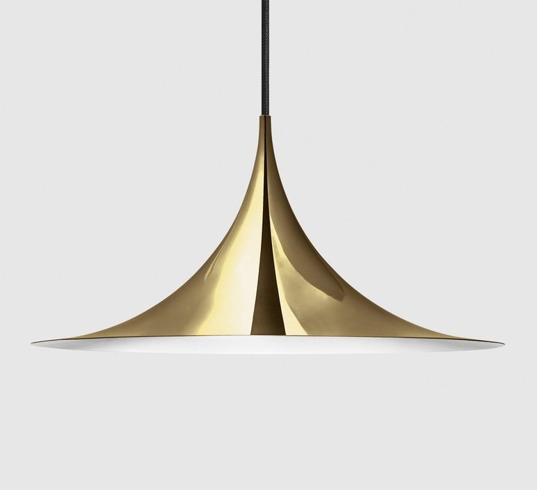 Semi 60 claus bonderup et torsten thorup suspension pendant light  gubi 004 03139  design signed 48408 product
