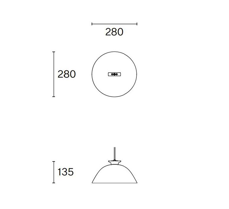 Sempe s1 inga sempe suspension pendant light  wastberg 103s19016  design signed nedgis 123450 product